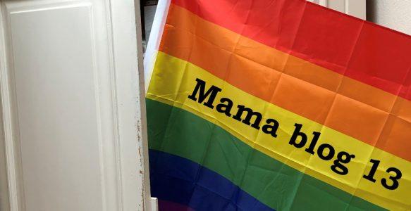 Mamablog 13: Hoe welkom ben je in de kerk als homo?