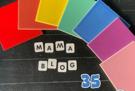 Een onverwacht ongemakkelijke situatie (mamablog 35)