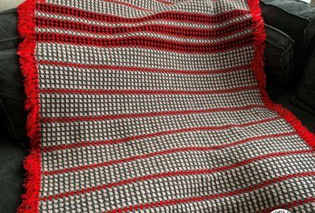 Een gehaakte granny stripes deken (haakblog 109)